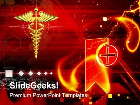 Clinical Symbol Medical PowerPoint Themes And PowerPoint Slides 0211