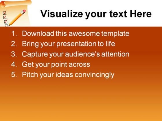 clipboard_list_business_powerpoint_templates_and_powerpoint_backgrounds_0611_text