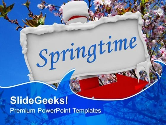 Colorful Image Of Spring Season PowerPoint Templates Ppt Backgrounds For Slides 0713