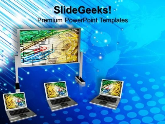 Communication PowerPoint Templates And PowerPoint Themes 0912