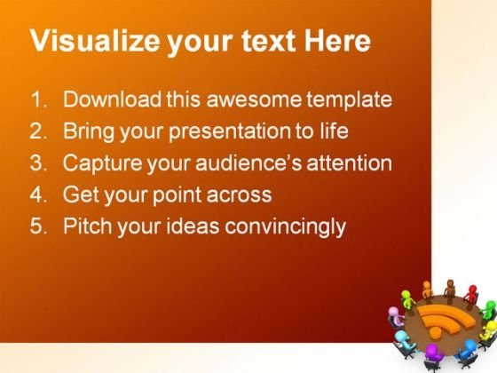 community_discussion_business_powerpoint_themes_and_powerpoint_slides_0511_text