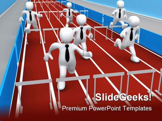 Competition01 Business PowerPoint Templates And PowerPoint Backgrounds 0611