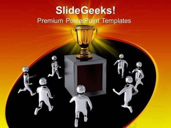 Competition People Sports PowerPoint Templates And PowerPoint Themes 0812