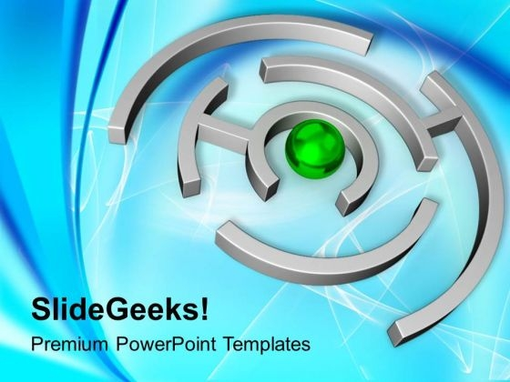 Complicated Task And Achieved Success PowerPoint Templates Ppt Backgrounds For Slides 0413