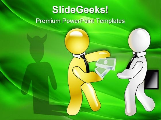 conception_of_graft_a_demon_business_powerpoint_templates_and_powerpoint_backgrounds_0311_title