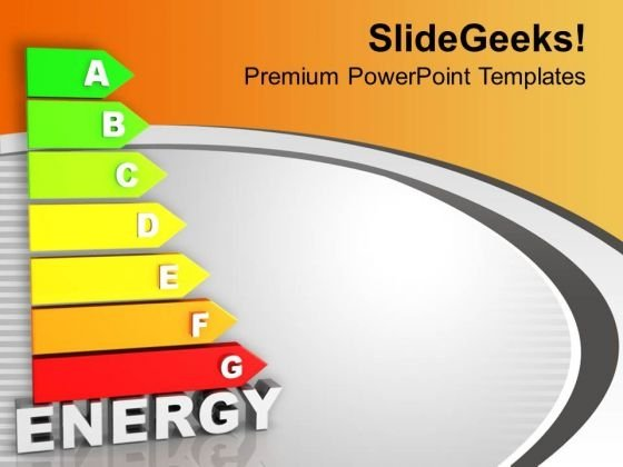 Conceptual Image Of Energy Efficiency Nature PowerPoint Templates Ppt Backgrounds For Slides 0113