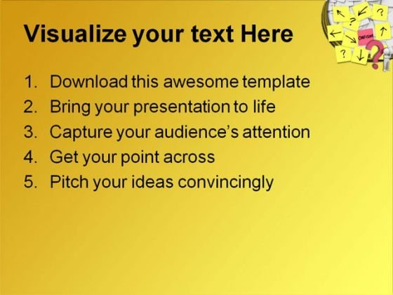 confusion_business_powerpoint_template_0810_text