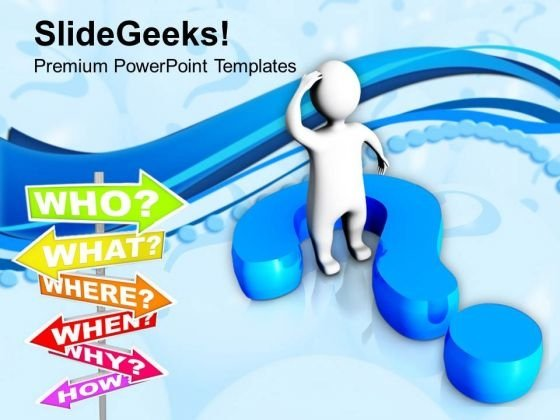 Confusion Business PowerPoint Templates And PowerPoint Themes 1112