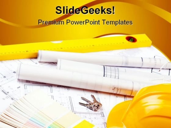 Construction01 Architecture PowerPoint Templates And PowerPoint Backgrounds 0611