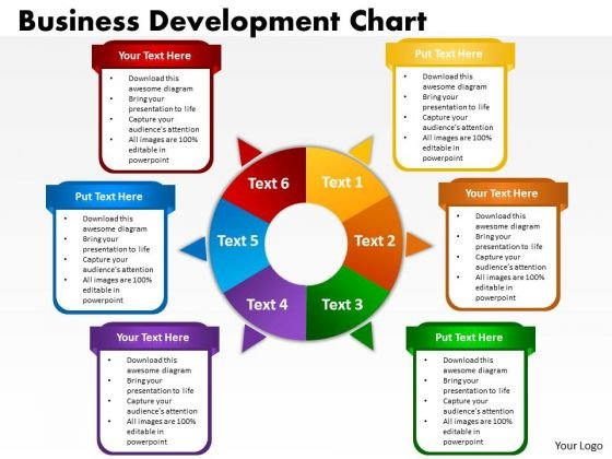 Consulting Diagram Business Development Chart Strategic Management