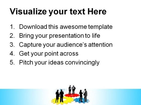 corporate template powerpoint