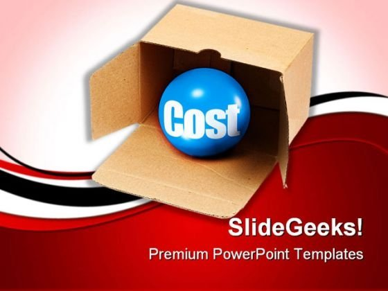 Cost Business PowerPoint Templates And PowerPoint Backgrounds 1011