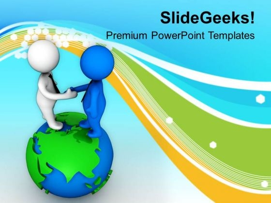 Creating New Opportunities For Global Business PowerPoint Templates Ppt Backgrounds For Slides 0613