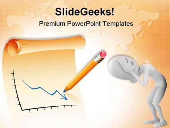 Crisis01 Finance PowerPoint Templates And PowerPoint Backgrounds 0711