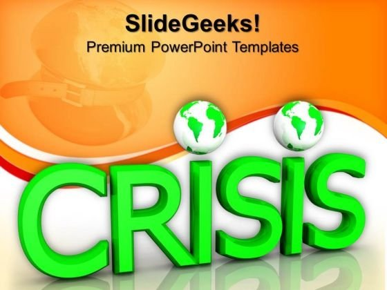 Crisis Marketing Business PowerPoint Templates And PowerPoint Themes 0912