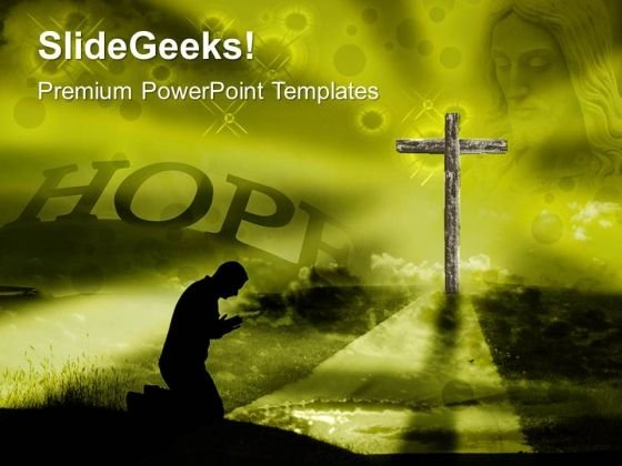 Cross Church PowerPoint Templates And PowerPoint Themes 0912