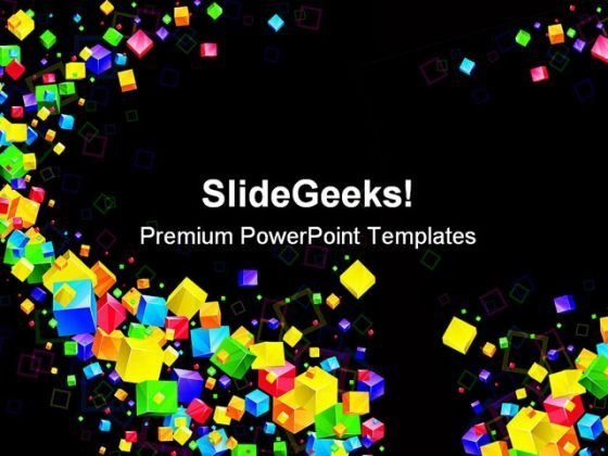 cube_flow_shapes_powerpoint_themes_and_powerpoint_slides_0411_title