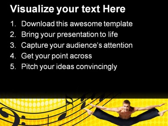 dancer_entertainment_music_powerpoint_themes_and_powerpoint_slides_0311_text
