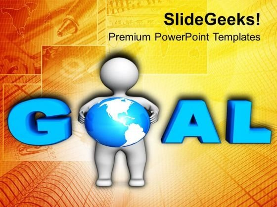 Decide Your Goal And Achieve PowerPoint Templates Ppt Backgrounds For Slides 0513