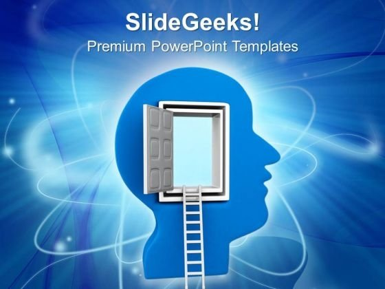 Develop Your Intellectual Knowledge PowerPoint Templates Ppt Backgrounds For Slides 0513