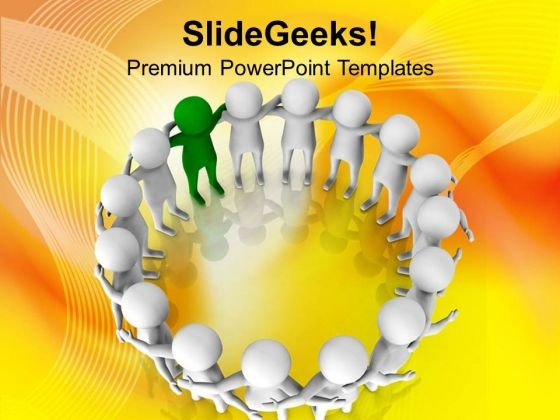 Develop Your Leadershpip Skills PowerPoint Templates Ppt Backgrounds For Slides 0513