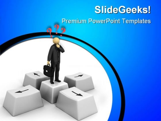 Difficult To Choose Business PowerPoint Themes And PowerPoint Slides 0511
