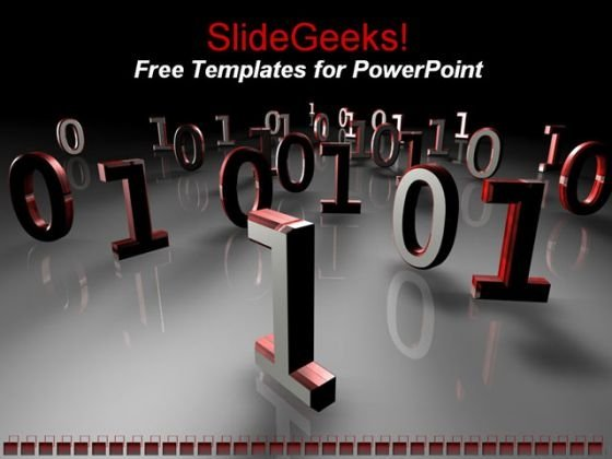 Digital Business PPT Template