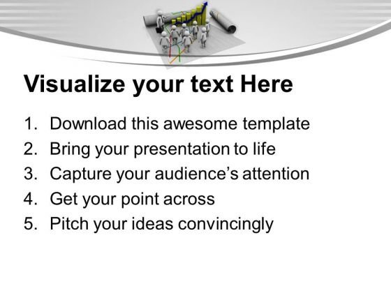 Discuss Business Result With Team PowerPoint Templates Ppt