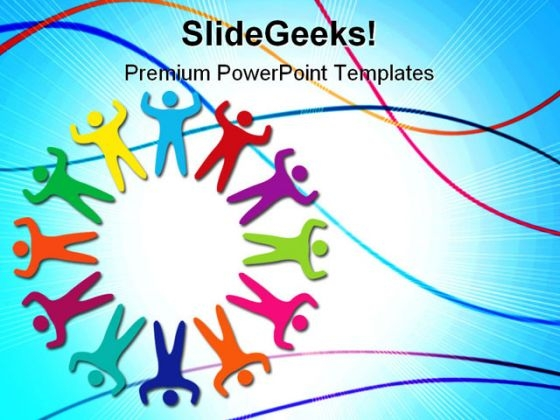 Diversity People PowerPoint Templates And PowerPoint Backgrounds 1211