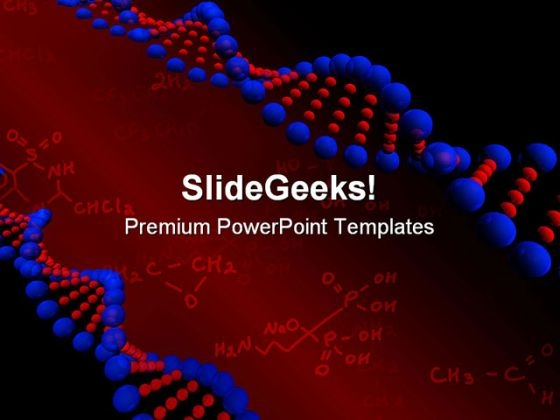 Dna Medical PowerPoint Templates And PowerPoint Backgrounds 0511