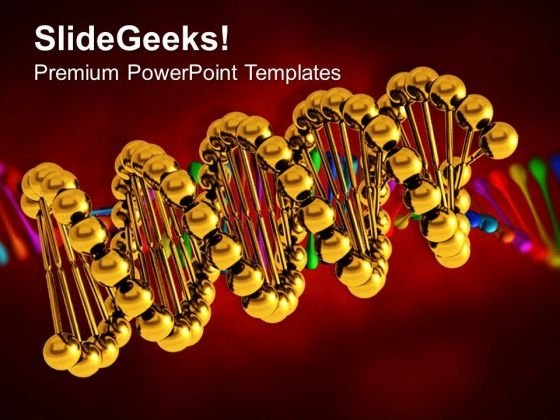 Dna Structure Biotechnology PowerPoint Templates Ppt Backgrounds For Slides 0213