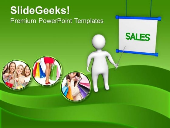 Do Bag Full Shopping This Festive PowerPoint Templates Ppt Backgrounds For Slides 0513