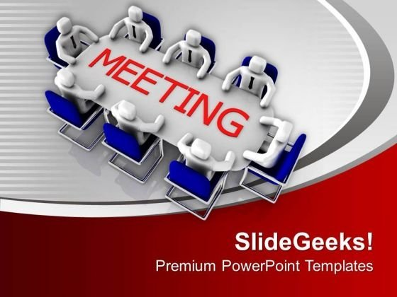 Do Business Result Review Meeting PowerPoint Templates Ppt Backgrounds For Slides 0813