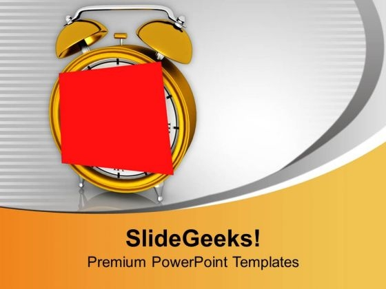 Do Not Hide Form Time PowerPoint Templates Ppt Backgrounds For Slides 0513