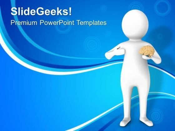 Do Not Loose Your Mind In Business PowerPoint Templates Ppt Backgrounds For Slides 0613