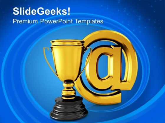 Do Not Stop Untill You Get Your Prize PowerPoint Templates Ppt Backgrounds For Slides 0813