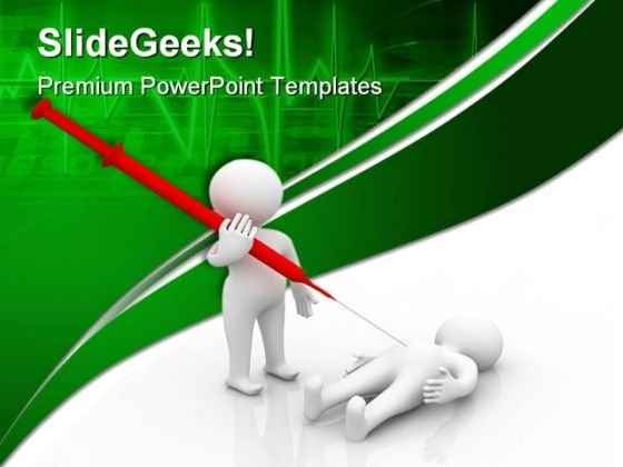 Doctor And Patient Medical PowerPoint Templates And PowerPoint Backgrounds 0411