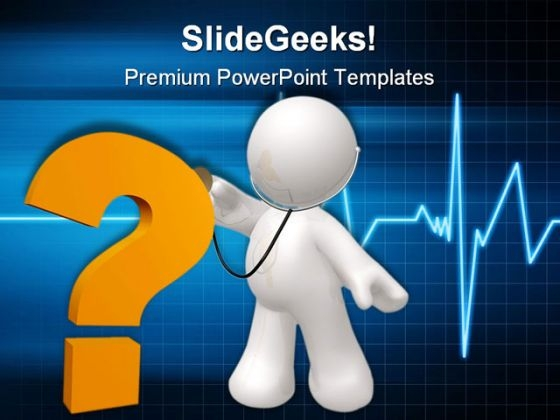 Doctor Checking Health Medical PowerPoint Templates And PowerPoint Backgrounds 0611