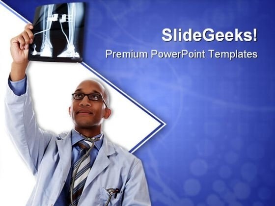 Doctor Hospitality PowerPoint Backgrounds And Templates 0111