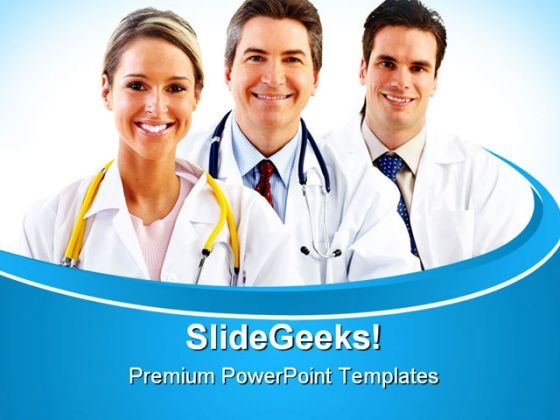 Doctors Medical PowerPoint Themes And PowerPoint Slides 0411