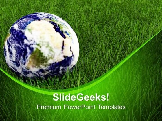 Earth Environment PowerPoint Templates And PowerPoint Themes 0812