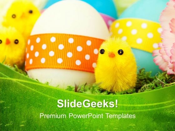 Easter Day Celebration Festival PowerPoint Templates And PowerPoint Themes 0512