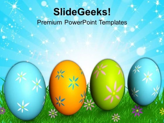 Easter Day Traditions And Facts Religious PowerPoint Templates Ppt Backgrounds For Slides 0313