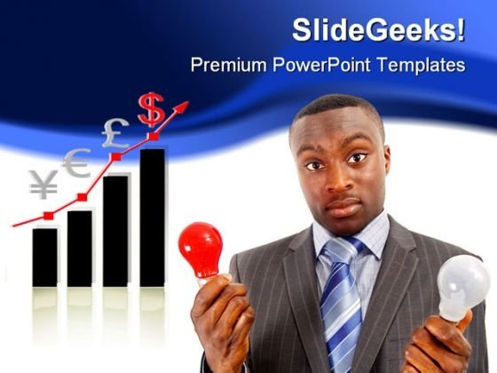 Economy Ideas Business PowerPoint Themes And PowerPoint Slides 0411