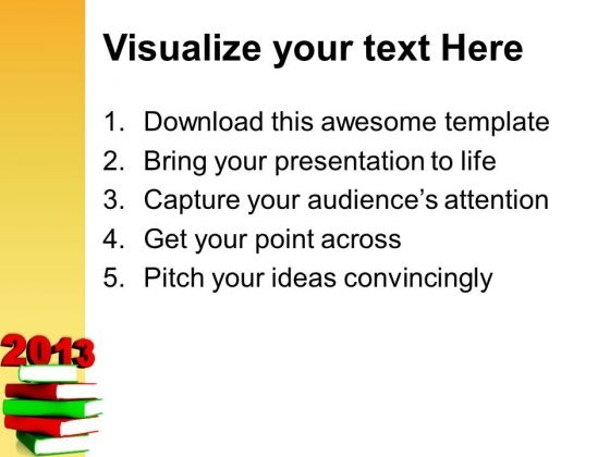 education_2013_books_new_year_future_powerpoint_templates_and_powerpoint_themes_0712_print