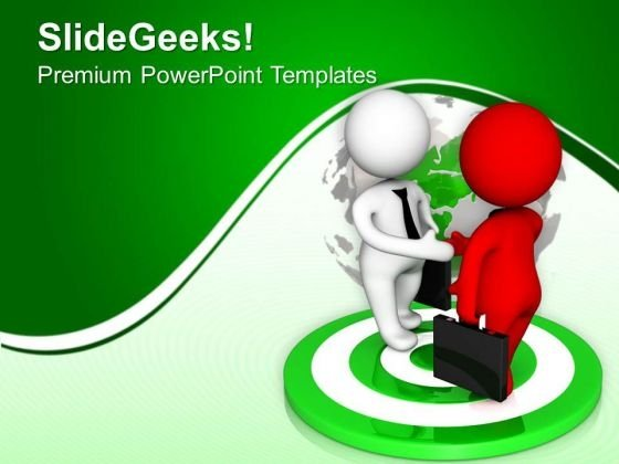Enable The Challenge In Business PowerPoint Templates Ppt Backgrounds For Slides 0513
