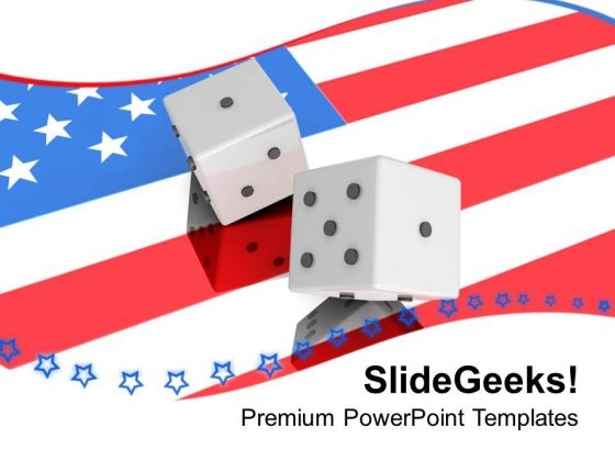 Enjoy And Play Game In Usa PowerPoint Templates Ppt Backgrounds For Slides 0713