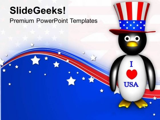 Enjoy Happiness Of Independence This 4 July PowerPoint Templates Ppt Backgrounds For Slides 0713