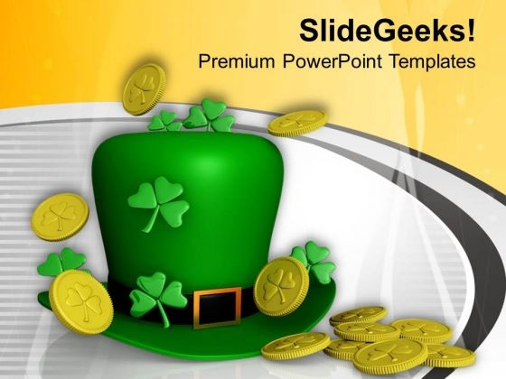 Enjoy Patrick Day PowerPoint Templates Ppt Backgrounds For Slides 0713