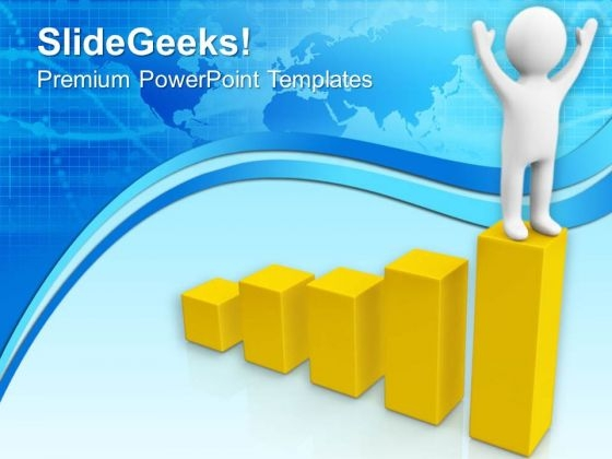 Enjoy Success In Business PowerPoint Templates Ppt Backgrounds For Slides 0813